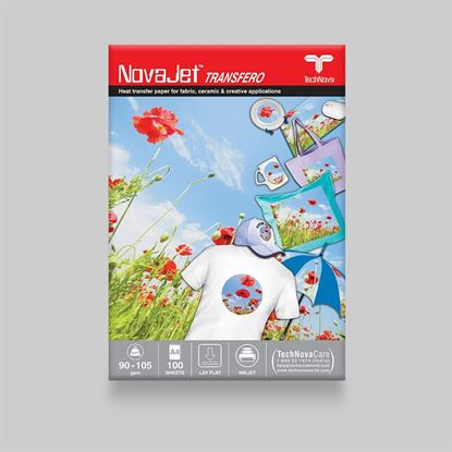 "Picture of <p>NovaJet<span style=""font-family: arial, helvetica, sans-serif;"">&trade;</span> TRANSFERO Dye-sublimation Paper 100 Quick Dry</p>"