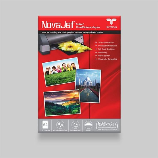 Picture of NovaJet Canvas Finish Paper Premium RC 270-CFP RC 270