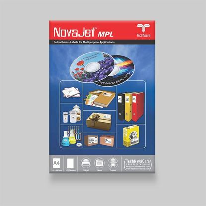 "Picture of <p>NovaJet<span style=""font-family: arial, helvetica, sans-serif;"">&trade;</span> Multipurpose Label 09LB- 105 x 92WS</p>"