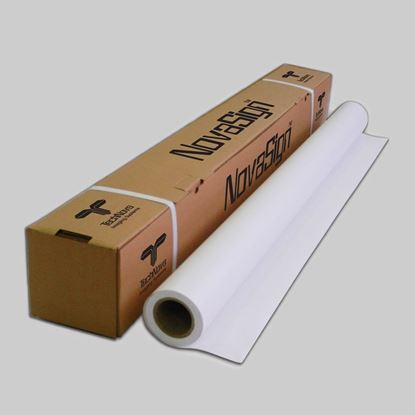 Picture of <p>NovaSign PosterGloss Bubble Free PVC Grey Glue 100 SA-WPG 7214GG</p>