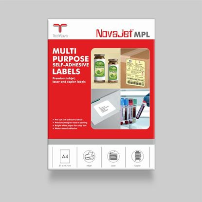 Picture of NovaJet  Multipurpose Label CDL 02 – 116.5 WM