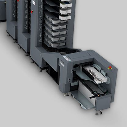 Picture of Duplo DBMS System