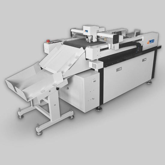 Picture of JWEI LST-0604RM Digital Cutting Table