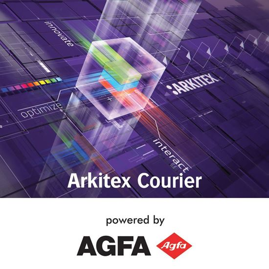 Picture of Agfa Arkitex Courier