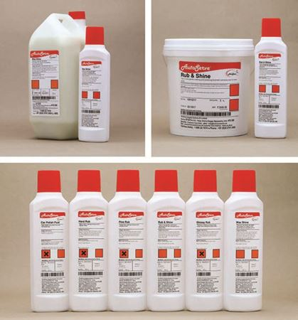 Picture for category Finishing & Polishing Compounds