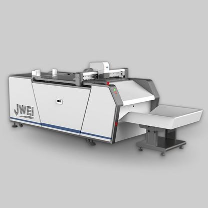 Picture of <p>JWEI LST03-0806RM Digital Cutting Table</p>